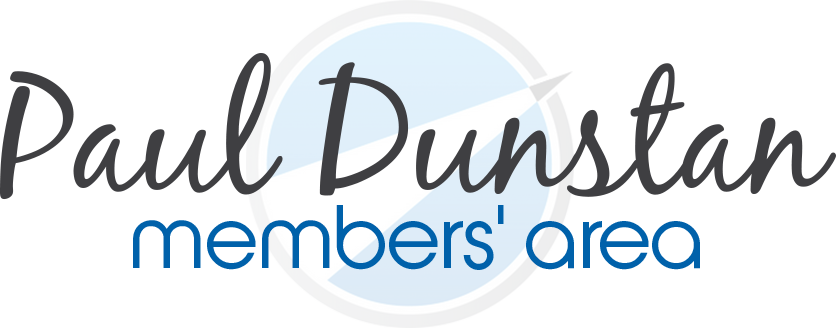 Paul Dunstan: The Members' Area